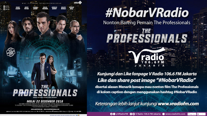 #NobarVRadio The Professionals