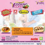 V Cooking Class with Alfamidi & Quantum