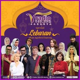 V Radio spesial Lebaran