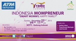 V Radio presents Indonesia Mompreneur