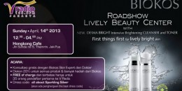 BIOKOS Roadshow Lively Beauty Center
