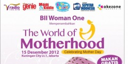 BII Women One 'The World of Motherhood'