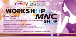 Workshop with MNC SHOP