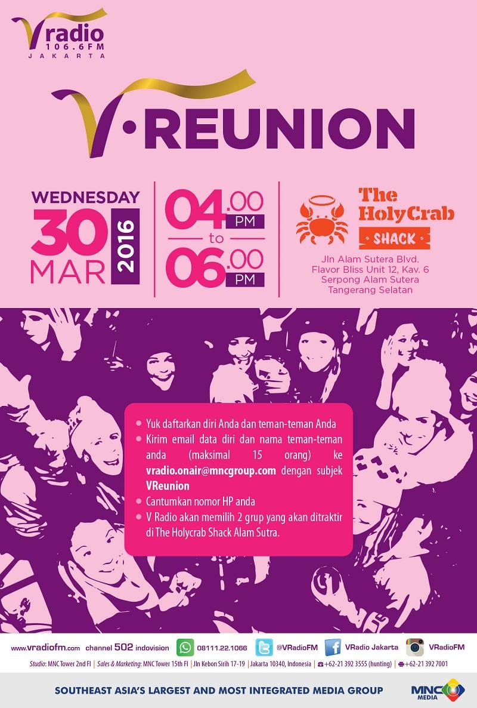 V Reunion