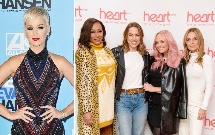 Katy Perry Gantikan Victoria Di Spice Girl??