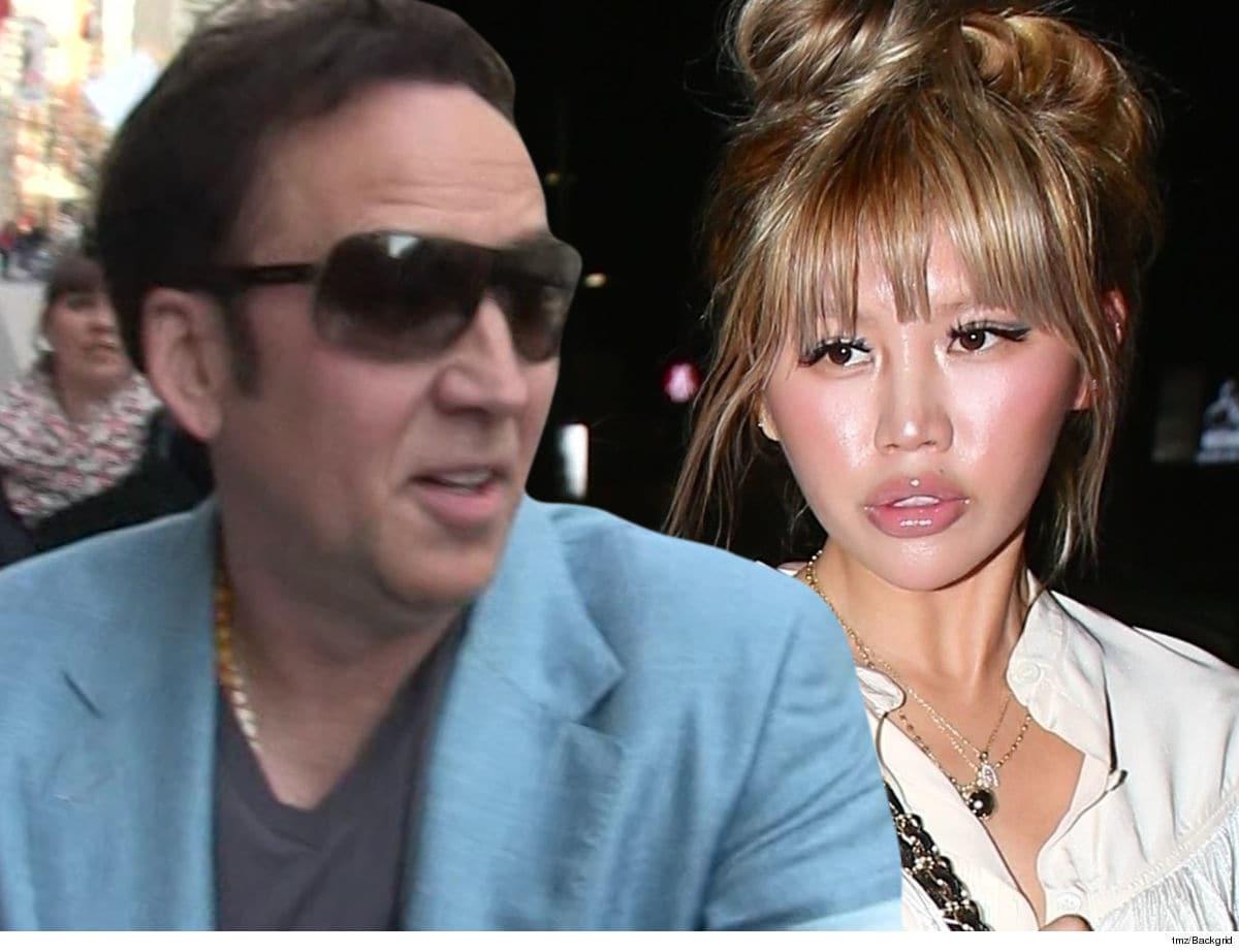 Nicolas Cage Ajukan Pembatalan Setelah 4 Hari Nikah