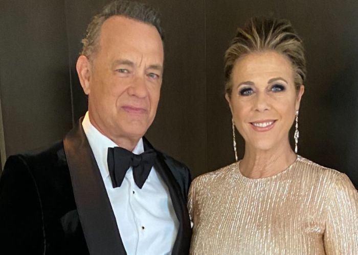 Tom Hanks Dan Istri Positif Corona