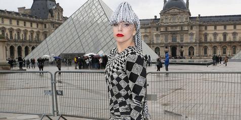 Robert Rodriguez Terpukau Dengan Lady Gaga
