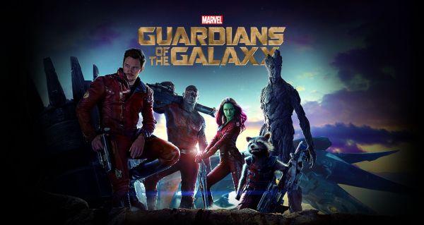 Guardians of the Galaxy Belum Terkalahkan Puncaki Box Office