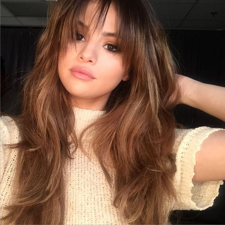 Gaya Rambut Baru Selena Gomez Buat Justin Bieber Kepincut