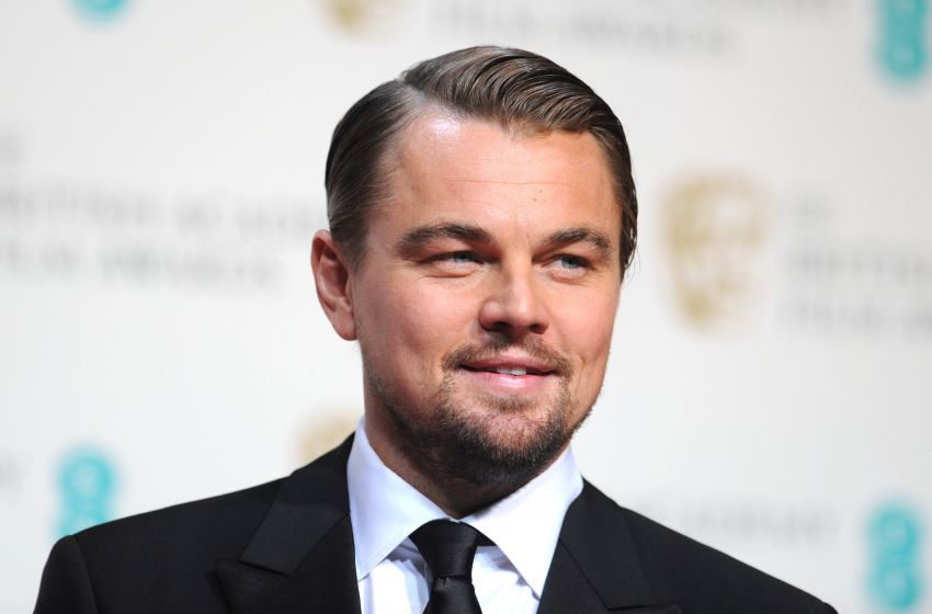 Leonardo DiCaprio Gandeng Mesra Kelly Rohrbach