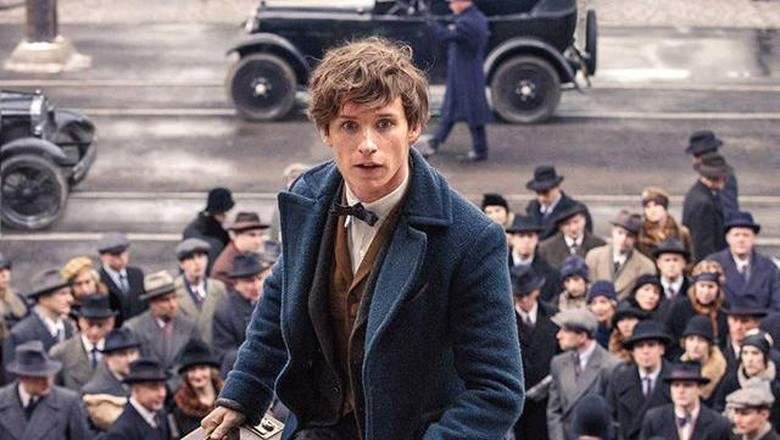 Ini Para Hewan Ajaib di 'Fantastic Beasts and Where to Find Them'