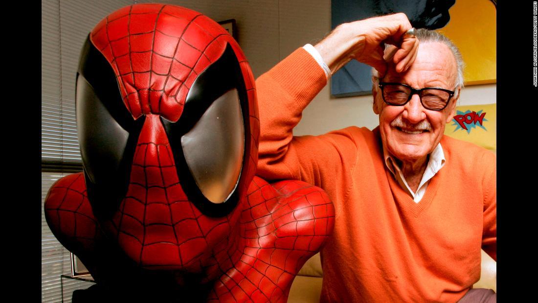 Komikus Marvel, Stan Lee Melawan Masalah Penglihatan Berujung Kematian