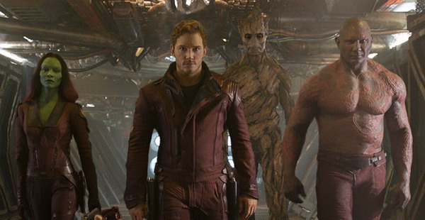 Raih Rp1 Triliun, Guardians of the Galaxy Puncaki Box Office
