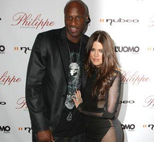 Khloe Kardashian Ogah Hapus Tato Inisial Lamar Odom
