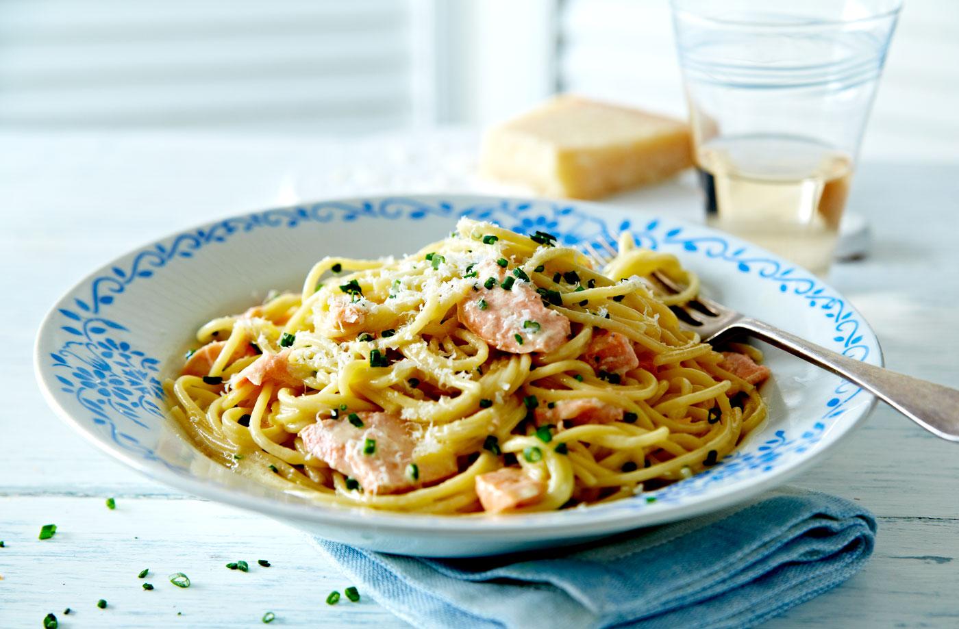 Jangan Kasih Mie Instan! Coba Spaghetti Sehat Untuk Anak!