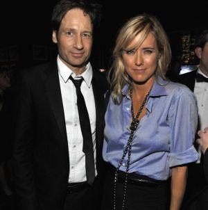 Gara-Gara Kecanduan Seks, Pernikahan Bintang X-Files Ini Kandas