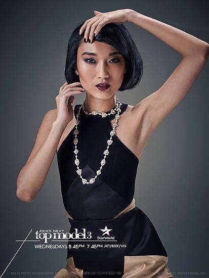 Ayu Gani, Pemenang Asia's Next Top Model 3 Asal Indonesia