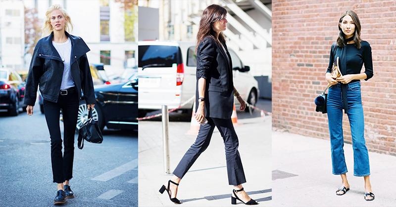 4 Cara Stylish Kenakan Flared Jeans