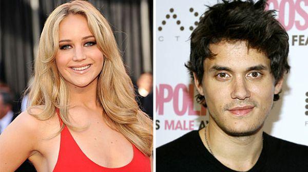 John Mayer Ingin Rebut Jennifer Lawrence dari Chris Martin