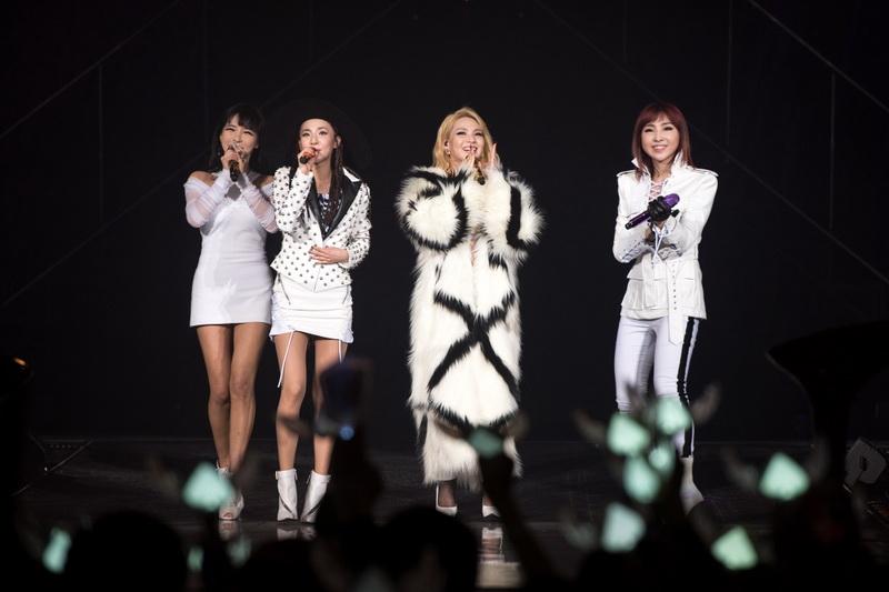 Kuasai Billboard, 2NE1 Disejajarkan dengan Spice Girls