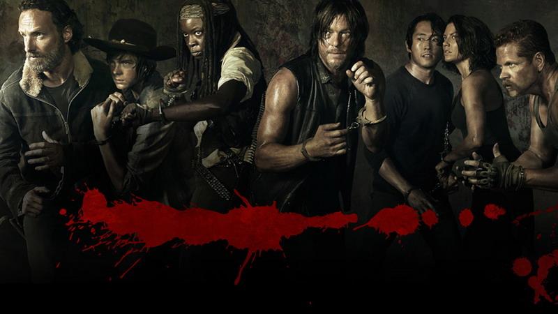 FOX Channel Persembahkan The Walking Dead Season 5