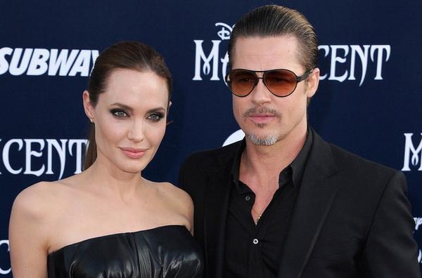 Angelina Jolie Malu Kerja Bareng Brad Pitt