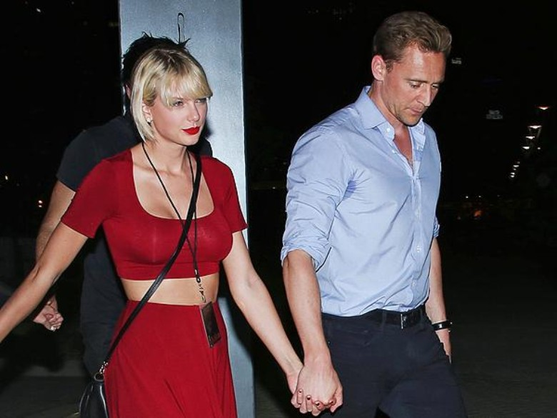 Pendapat Ibunda Tom Hiddleston Soal Taylor Swift
