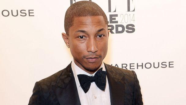 Lagu 'Happy' Pharrel Williams Jadi Simbol Kebahagiaan Dunia