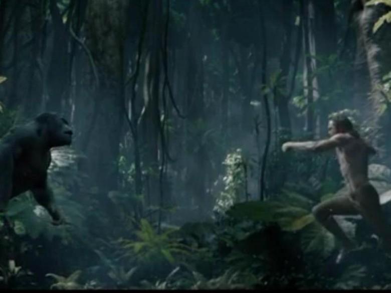 'The Legend of Tarzan': Cerita Baru Sang Legenda Hutan