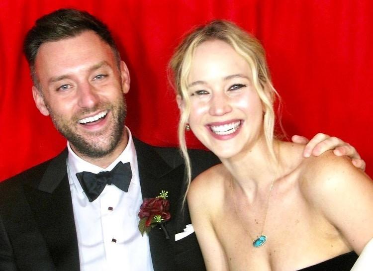 Resmi Menikah, Jennifer Lawrence Gelar Private Party