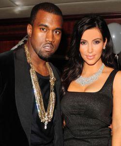 Kim Kardashian-Kanye West Gelar Pernikahan Rahasia