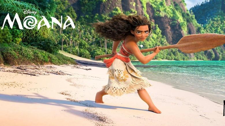 Animasi 'Moana' Rilis 23 November