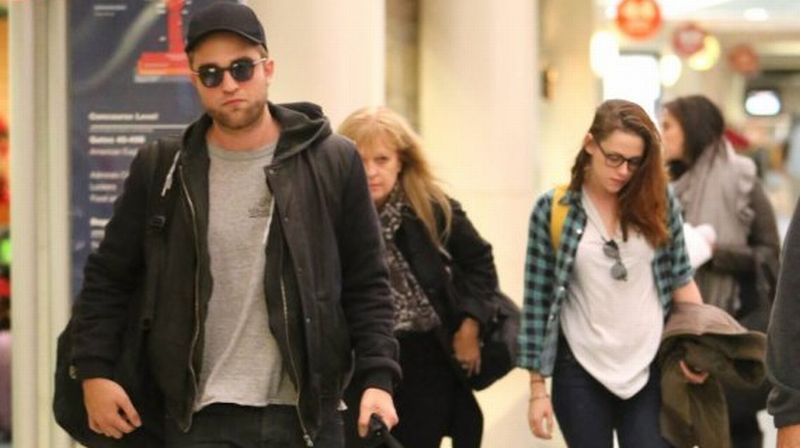 Pacar Robert Pattinson Ledek Kristen Stewart?