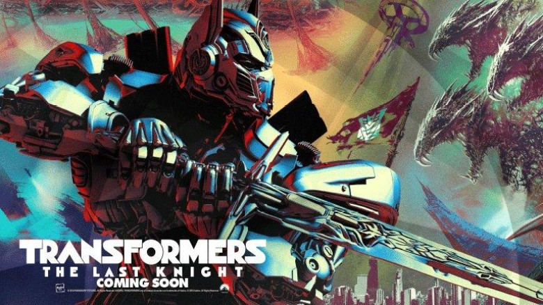 Bocoran Terbaru 'Transformers: The Last Knight'