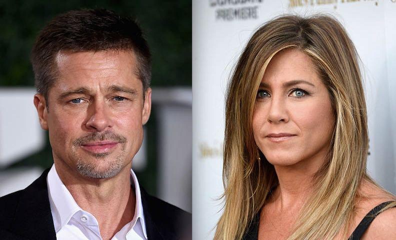 Brad Pitt Balikan Dengan Jennifer Aniston??!