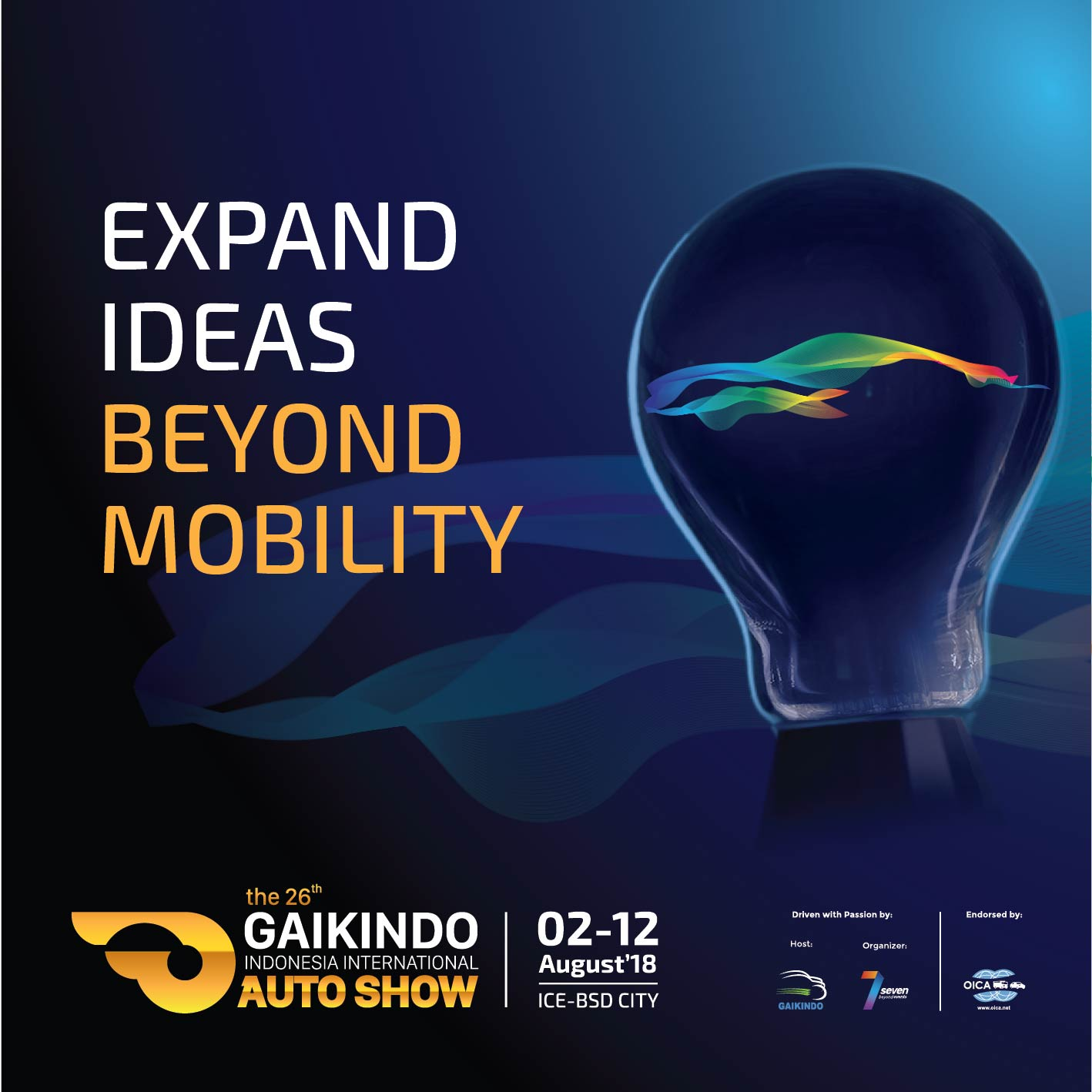 GIIAS 2018 Kemas Semangat Beyond Mobility dalam Berbagai Program