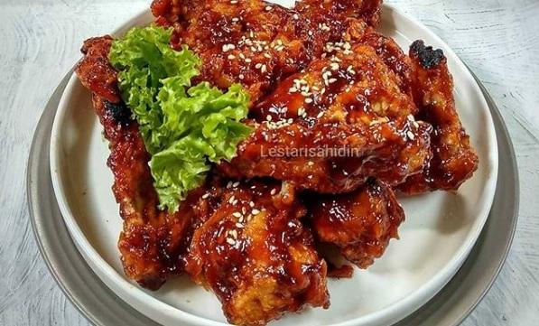 Yuk Makan Ayam Barbeque!
