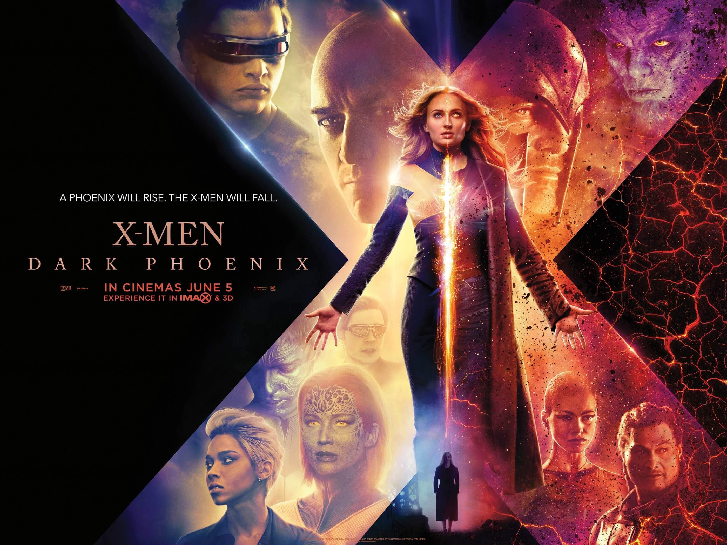 Review Film X Men : Dark Phoenix