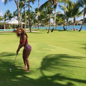 Beyonce Photoshop Pahanya agar Lebih Langsing?