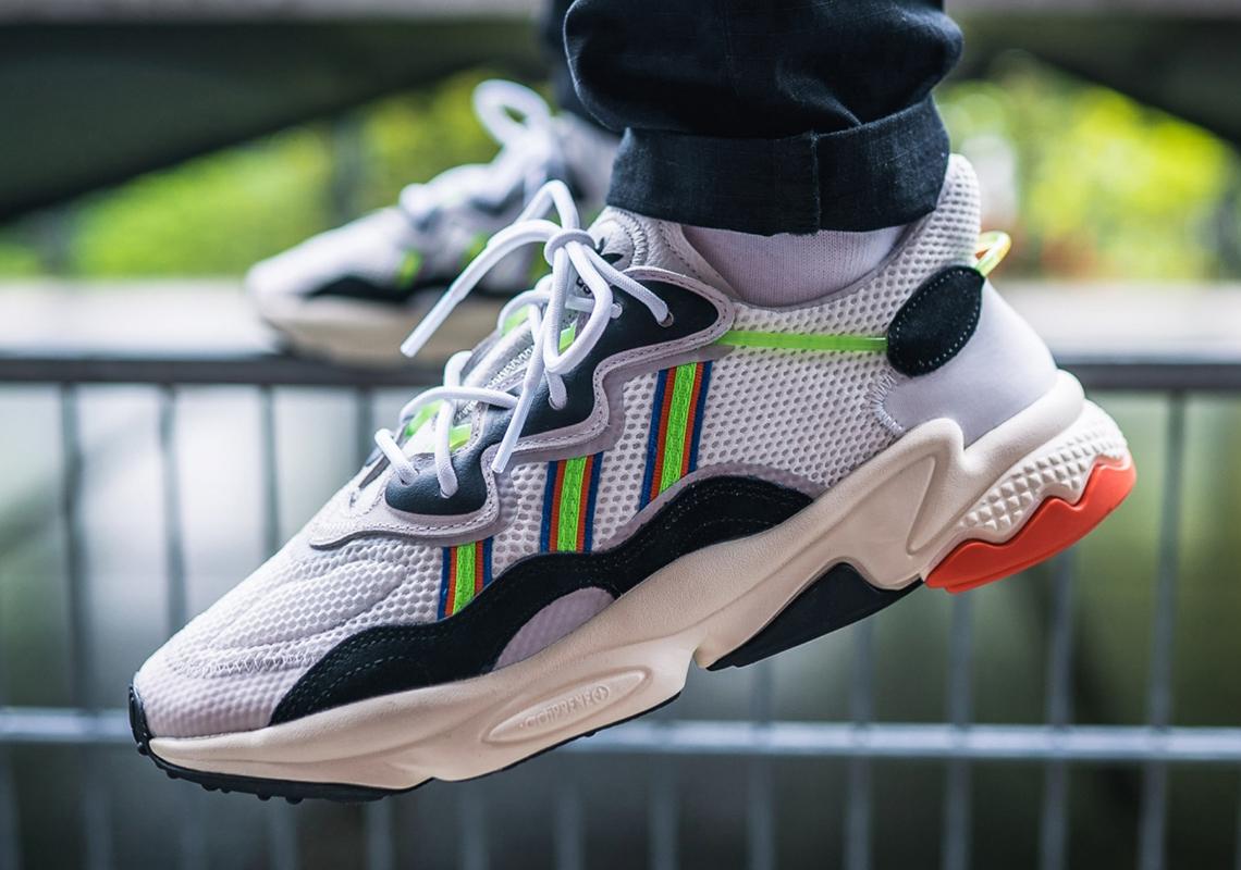 Adidas Rilis Sneakers Ala 90an!