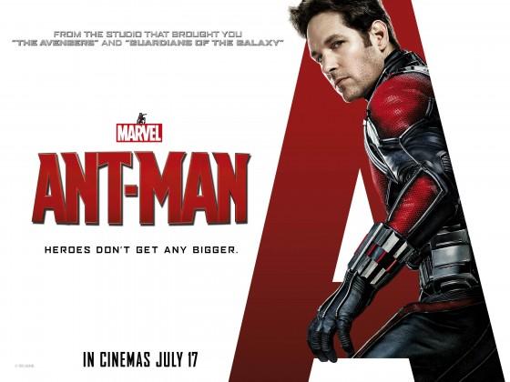 Ant Man : Be Big
