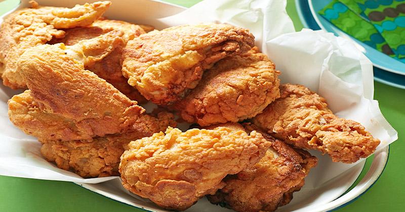 Ayam Goreng Krispi Bikin Anak Makin Lahap