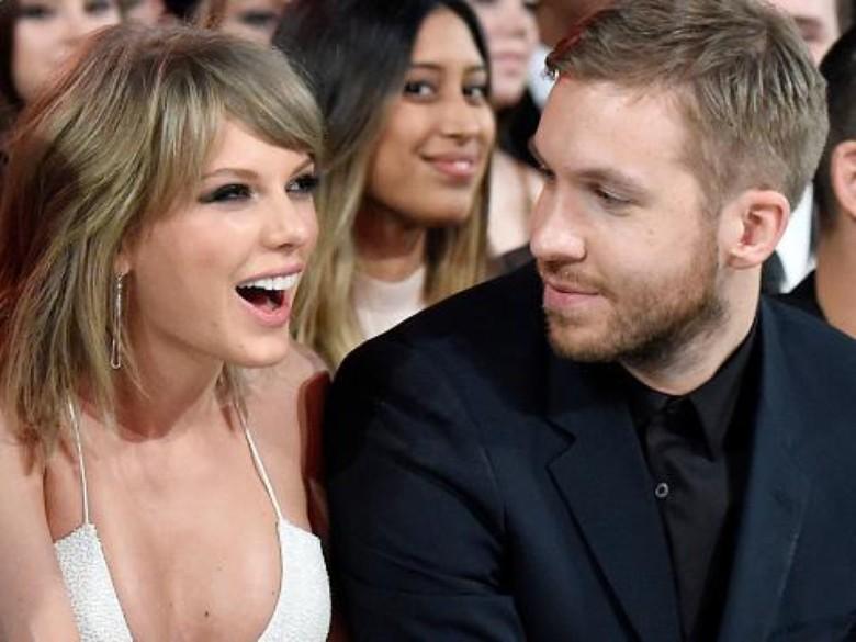 Calvin Harris Akhirnya Bicara Soal Putus dari Taylor Swift