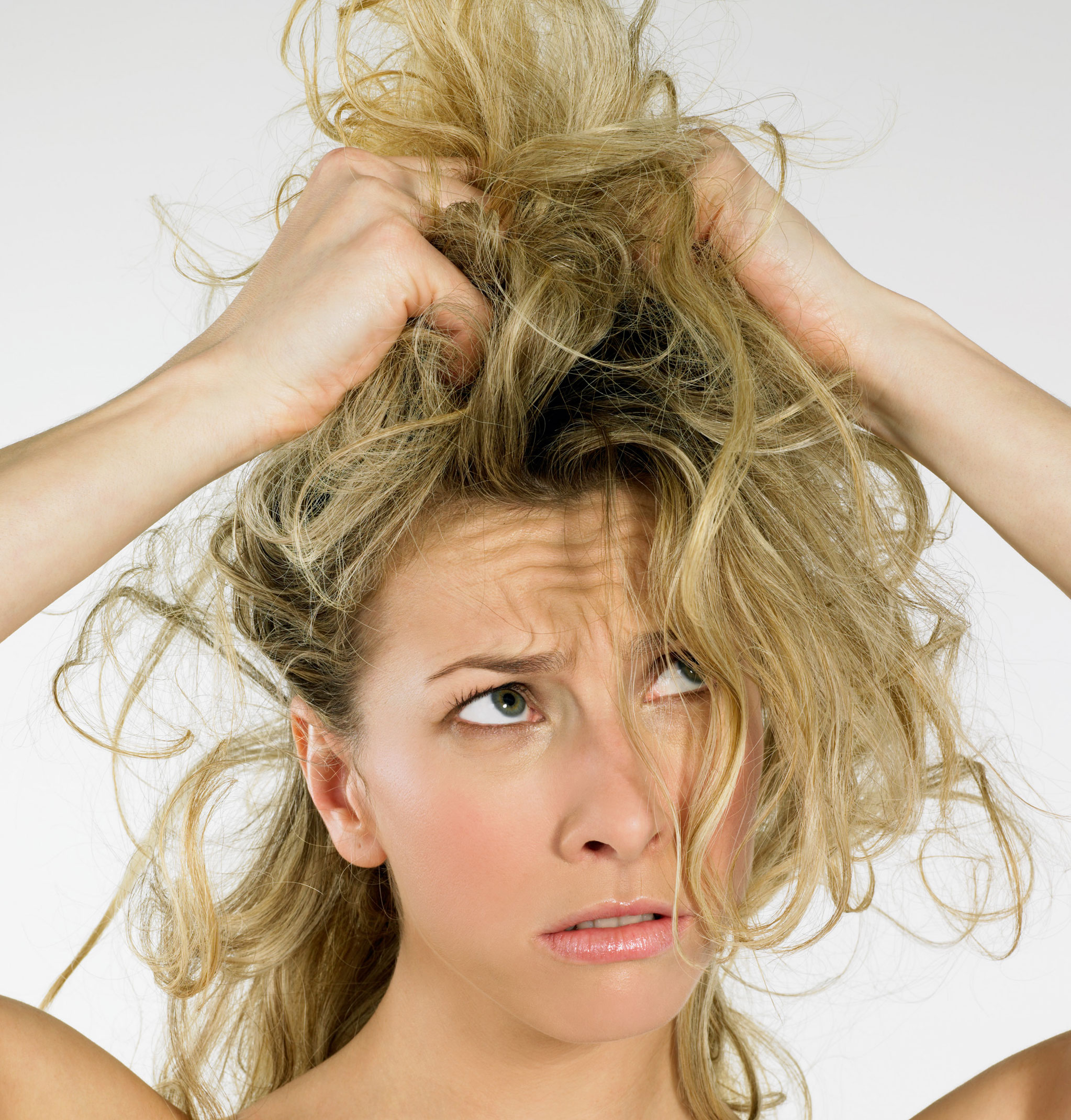 5 Tips Atasi Bad Hair Day