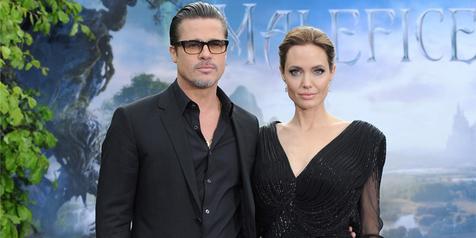 Angelina Jolie Angkat Rahim, Ini Reaksi Brad Pitt