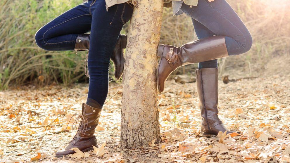 Memilih Boots Yang Sesuai Dengan Bentuk Kaki