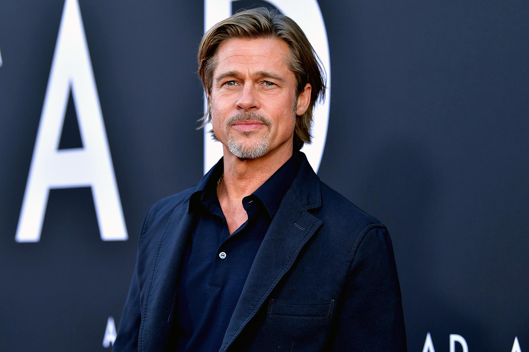 Ini Dia Pacar Baru Brad Pitt!