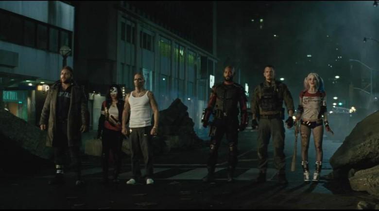 Kebal dari Kritik Buruk, 'Suicide Squad' Jadi Jawara di Box Office