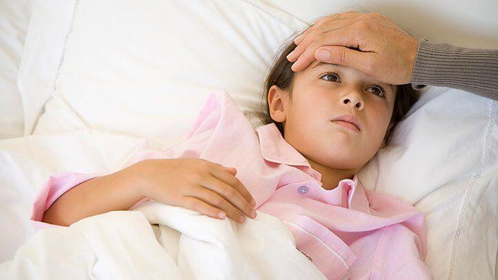 Kenali Beda Flu Dan Alergi Pada Si Kecil